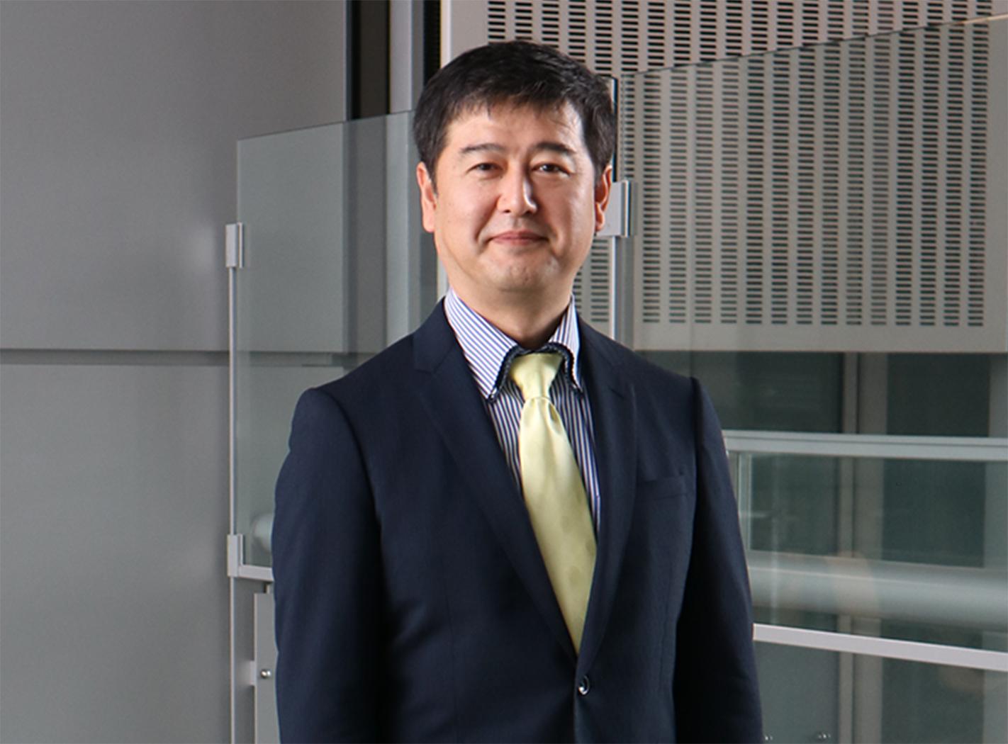 株式会社エヌエムシイ 営業部 部長 鈴木 智博
