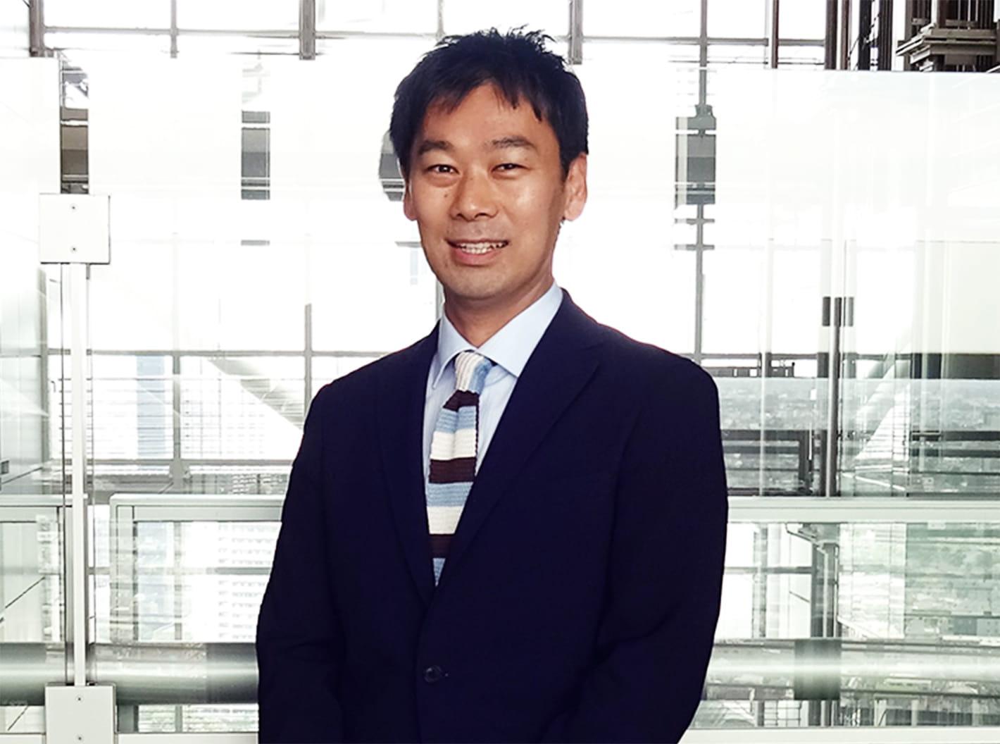 株式会社エヌエムシイ 会計事務所支援部 営業支援課 課長 佐藤 俊介